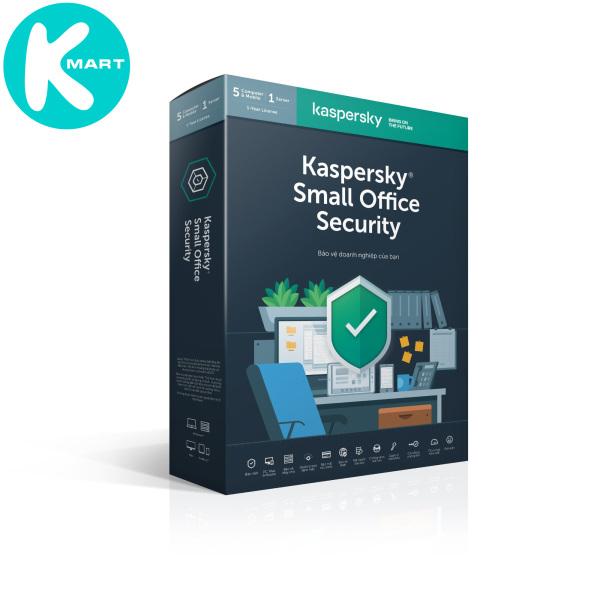 Bảng giá Kaspersky Small Office Security (1server + 5PC) - KSOS 5 - Hàng chính hãng Phong Vũ
