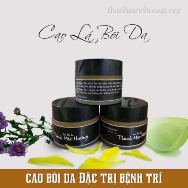 Cao Lá TMH 150g giúp trị khô nẻ rạn da, làm liền da, hỗ trợ trị trĩ