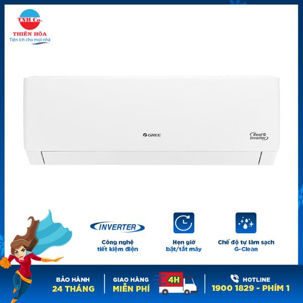 Bảng giá Máy lạnh Gree inverter 1 HP GWC09PB-K3D0P4