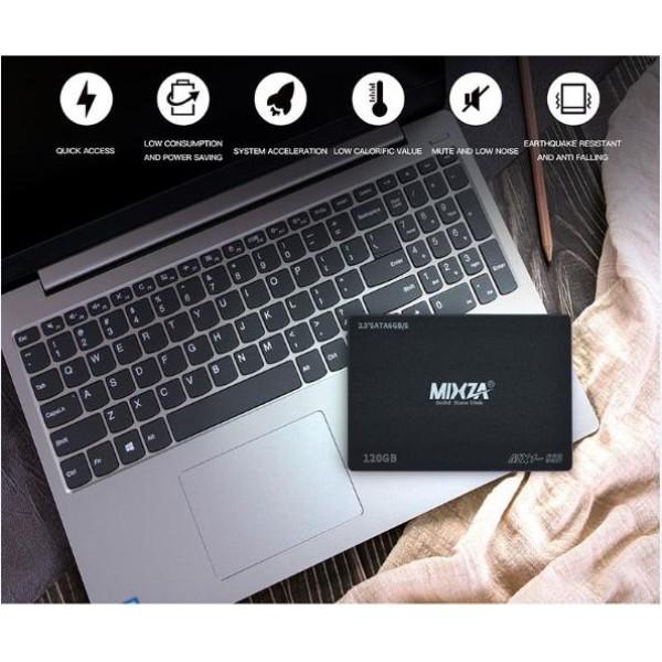 Bảng giá Ổ CƯNGD SSD 240GB MIXZA 2.5 SATA3 -  BẢO HÀNH 36 THÁNG Phong Vũ