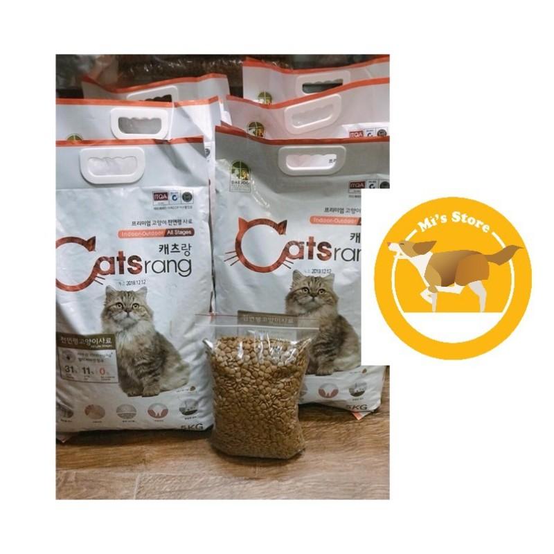 CATSRANG 1KG - Thức ăn hạt cho mèo