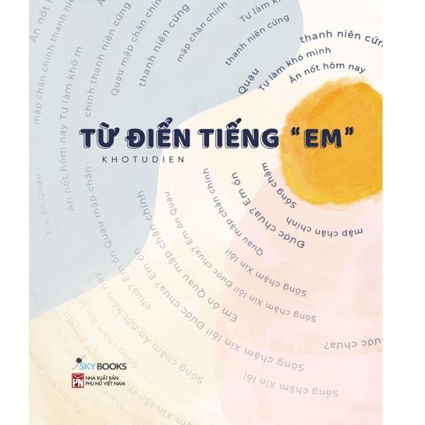 """Sách Từ Điển Tiếng """"Em"""" - Newshop"""