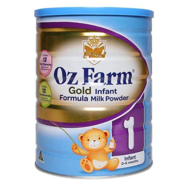 Mã Khuyến Mãi Khi Mua Sữa Oz Farm Số 1 Lọ 900g Của úc Tăng Cân Phát Triển Toàn Diện Cả Chiều Cao Và Trí Não Hạn 23/11/2020