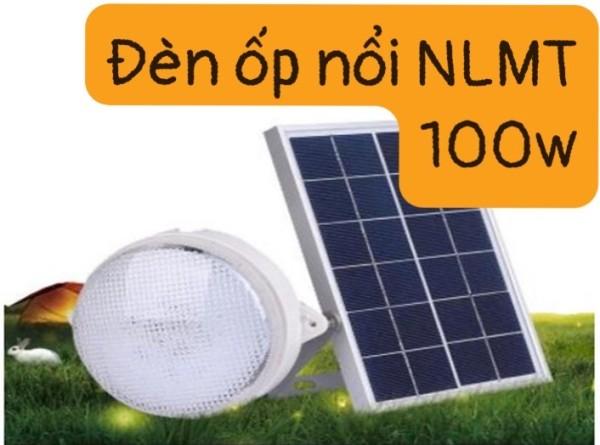 Bảng giá ĐÈN ỐP NỔI NĂNG LƯỢNG MẶT TRỜI 100W 350 chip Sanan