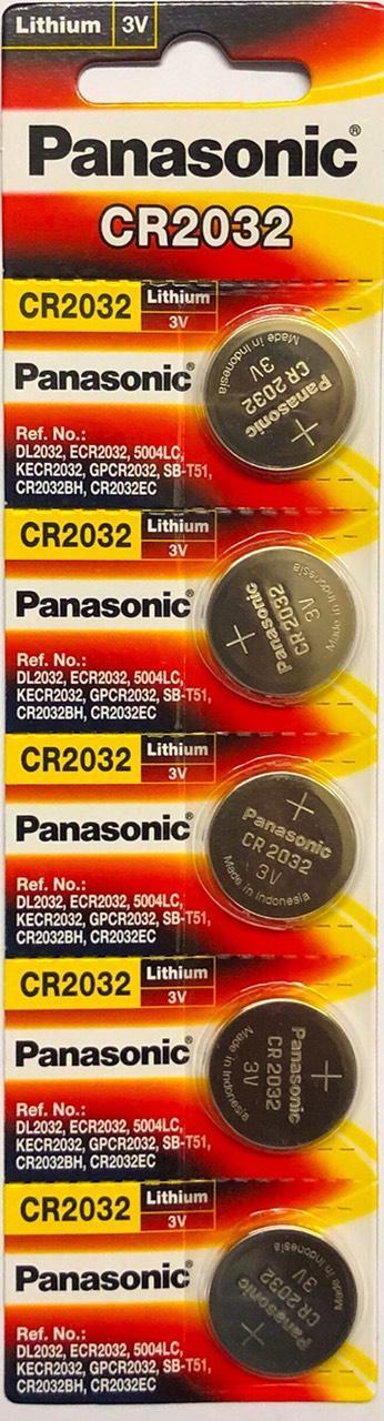 Lazada Khuyến Mãi Khi Mua Pin CR2032 Panasonic - Combo 5 Viên Made In Indonesia