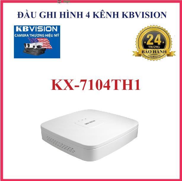 Đầu ghi hình 4 kênh KX-7104TH1