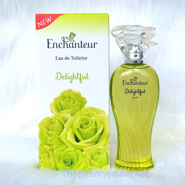 Nước hoa Enchanteur Delightful 50ml
