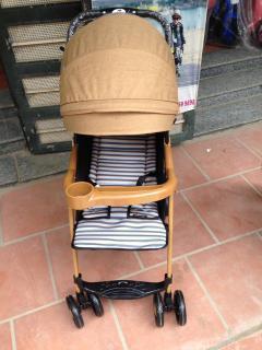 (tặng kèm đệm xe đẩy) Xe đẩy cho bé BLB 769 thumbnail
