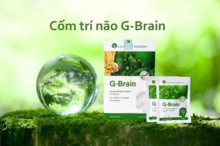 (Chính Hãng) G-Brain Hỗ trợ phát triển Trí Não, tăng cường hệ Miễn Dịch cho Trẻ thumbnail