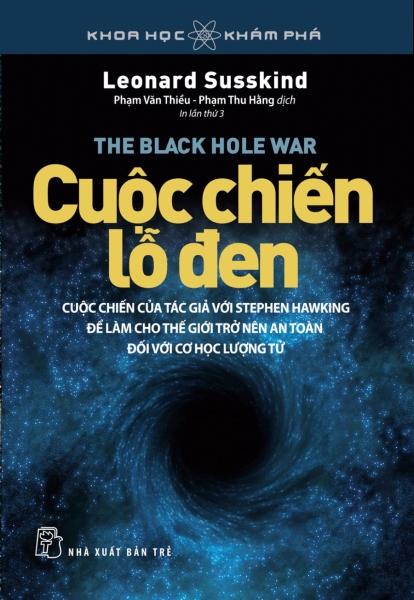 Khoa học khám phá. Cuộc chiến lỗ đen