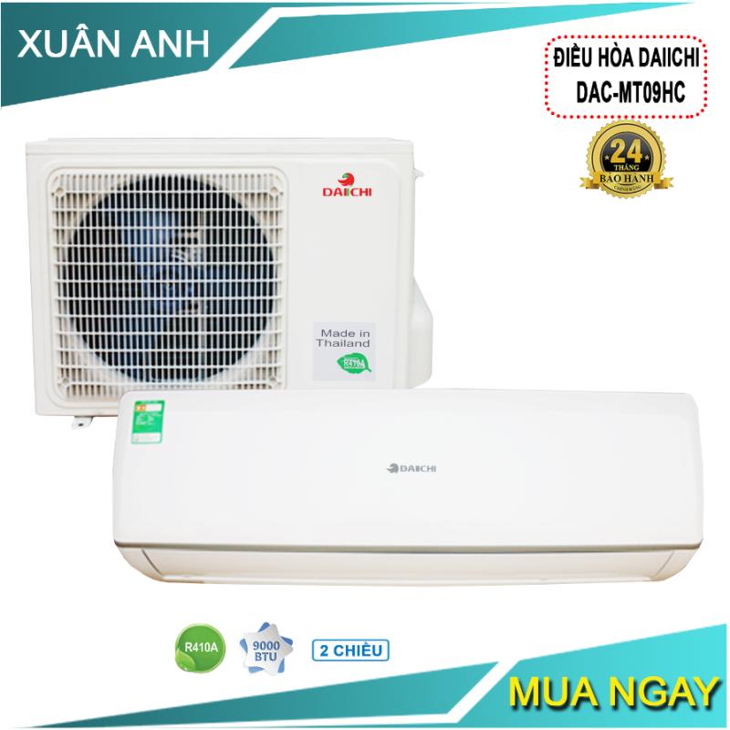 Điều Hòa Hai Chiều ( Máy Lạnh) Daiichi DAC-MT09HC ( 9000BTU)- Hàng Chính Hẵng