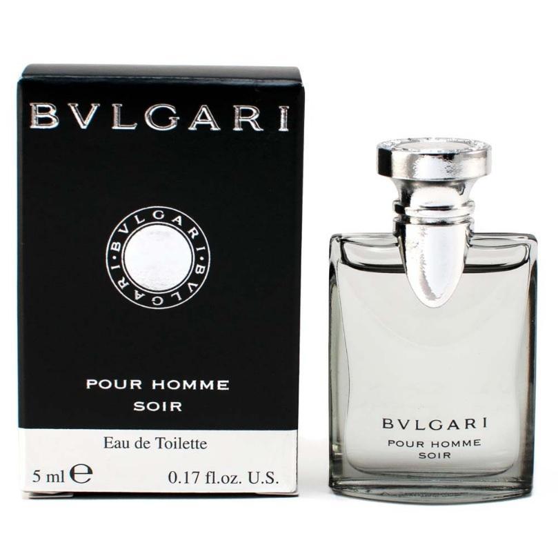 Nước hoa nam Bvlgari Pour Homme Soir 5ml