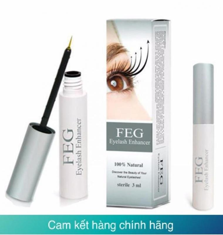 Dưỡng Mi FEG Eyebrow Enhancer Dài Nhanh Sau 7 Ngày nhập khẩu