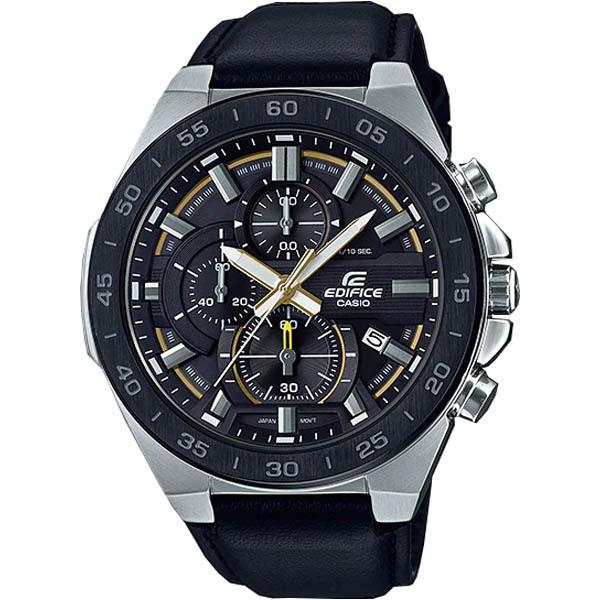 Đồng hồ nam dây da CA$IO EDIFICEO EFR564BL - 1AVUDF, Đồng hồ nam cao cấp - watch men bán chạy