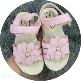 dép hoa xinh mềm mại thích hợp vào mùa mưa cho bé gái thumbnail