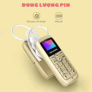 Điện thoại Mini - Kechaoda K10- Hỗ trợ tính năng thay đổi giọng nói - Hỗ trợ kết nối với smartphone thông qua Bluetooth thumbnail