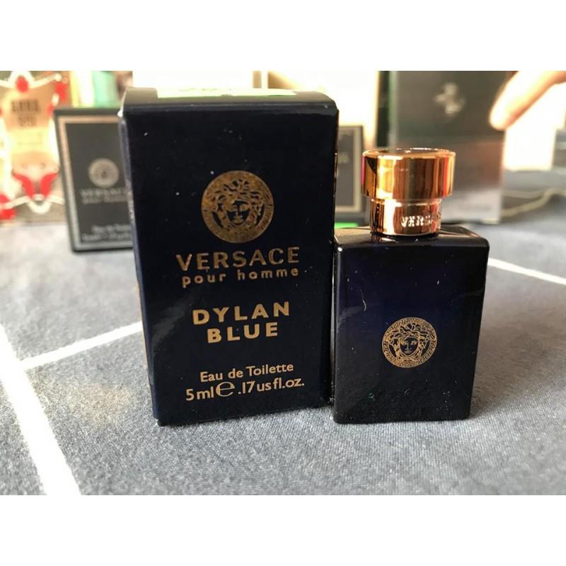 Nước hoa Versace Pour Homme Dylan Blue mini 5ml -jashop91
