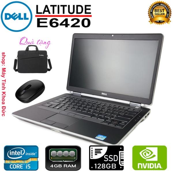 Bảng giá Laptop Dell Latitude E6420 Core i5-2p Dell Latitude E6420 Core i5-2520m 4gb Ram, 128gb SSD, VGA rời Quadro, màn 14inch HD Phong Vũ