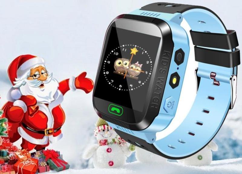 Nơi bán Đồng hồ định vị trẻ em Q528 màn hình cảm ứng có đèn pin thế hệ mới