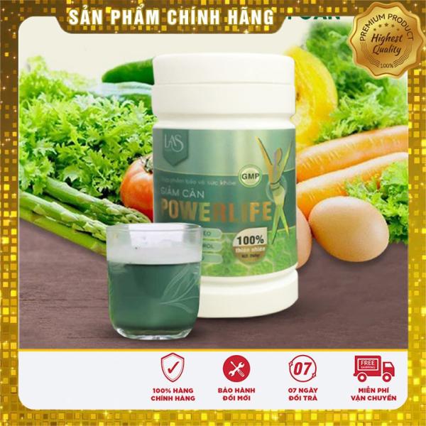 [CHÍNH HÃNG] Trà sữa giảm cân POWERLIFE LAS BEAUTY 260gr giá rẻ
