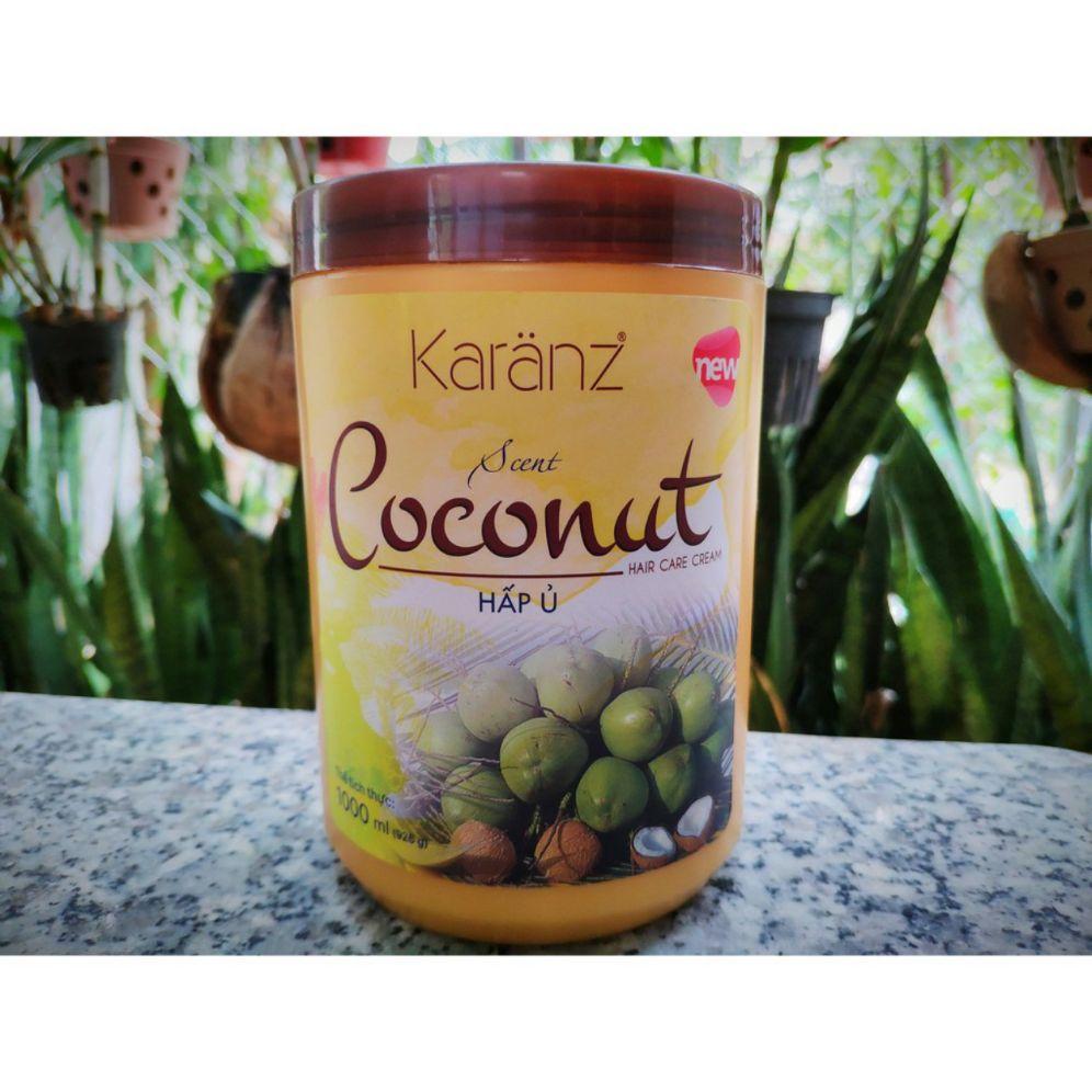Hấp ủ dừa Karzan cao cấp
