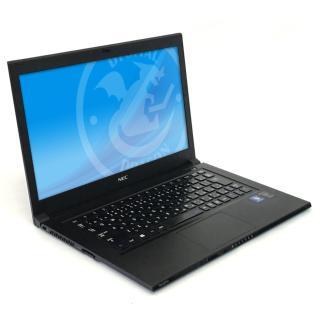 Laptop siêu nhẹ, siêu mỏng Nhật Bản NEC VersaPro VK17T G Core i5-4200U, 4gb Ram, 128gb SSD, Màn hình 13.3inch 2K vỏ magie cực bền thumbnail