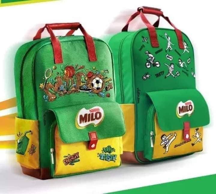 Giá bán Balo Milo cho bé