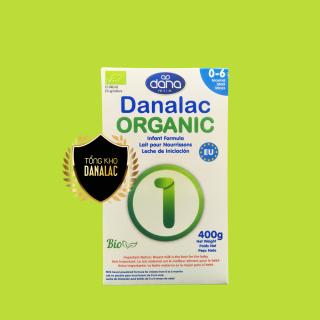Sữa DANALAC ORGANIC FORMULAR dành cho trẻ sơ sinh 400g DOF01400 thumbnail