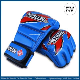 Găng tay hở ngón Wolon Găng MMA cao cấp - MMA Gloves thumbnail