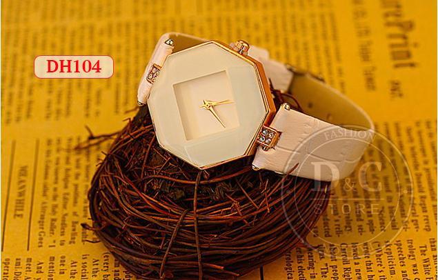 Đồng hồ thời trang nữ Crystal Minimalist Casual _ Đủ màu < tặng kèm túi xách > bán chạy