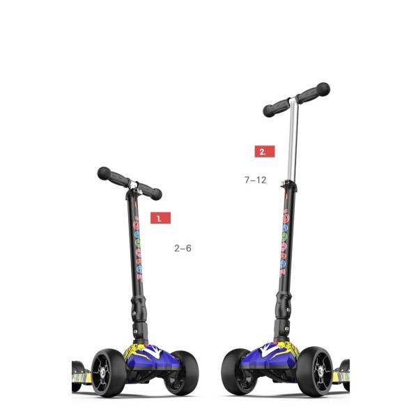 Mua Xe trượt Scooter 3 bánh phát sáng