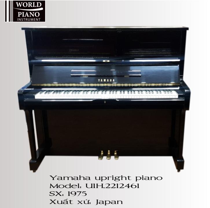 Đàn piano cơ Yamaha U1H,2212461