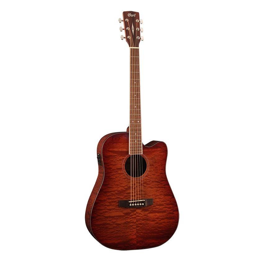 Đàn Guitar Acoustic Cort AD890MBCF - AD890 MBCF - Duy Guitar Store