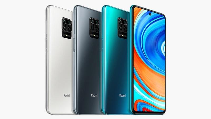 Điện thoại XIAOMI REDMI NOTE 9 PRO MAX 64GB Fullbox