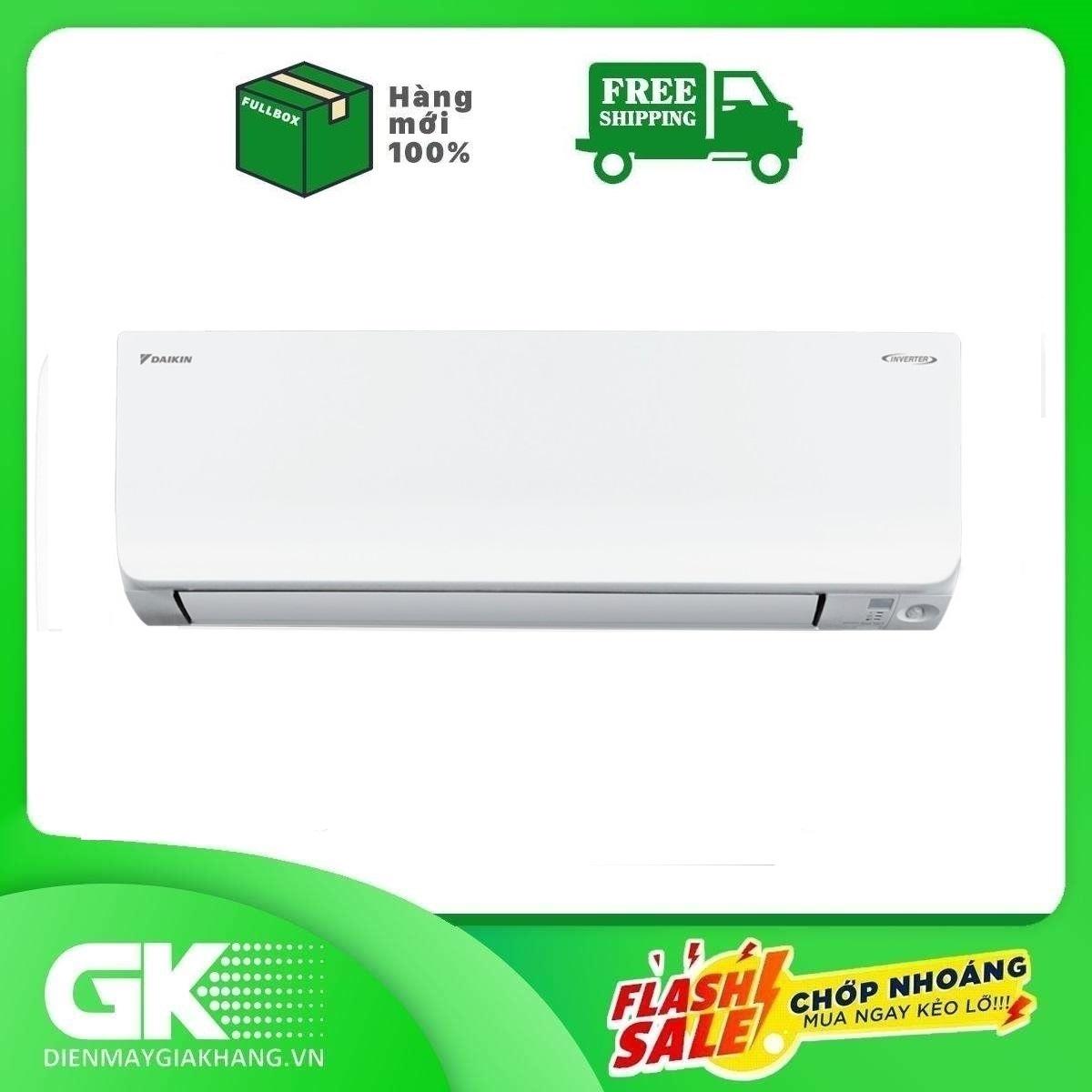 Bảng giá Máy lạnh Daikin FTKM71SVMV (3.0Hp) inverter