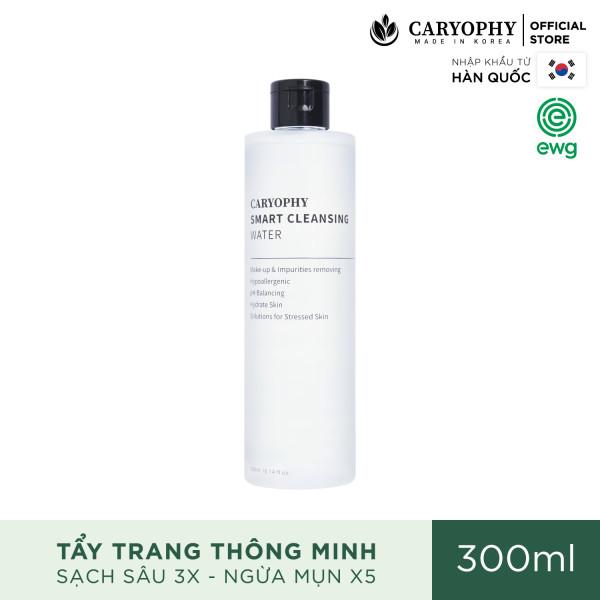 Nước Tẩy Trang Caryophy Smart Cleansing Water 300ML giá rẻ