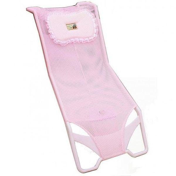 Ghế lưới tắm có gối cho bé