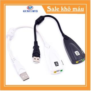 [Usb ra sound] Usb chuyển thành card âm thanh cực chất 7.1 - 5HV2 có dây có thể sử dụng cho máy tính bàn hoặc laptop thumbnail