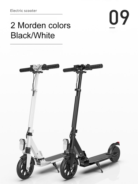 Giá bán ELECTRIC KICK SCOOTER FOLDABLE FOR ADULT ICEWHEEL E9M – NEW 2020