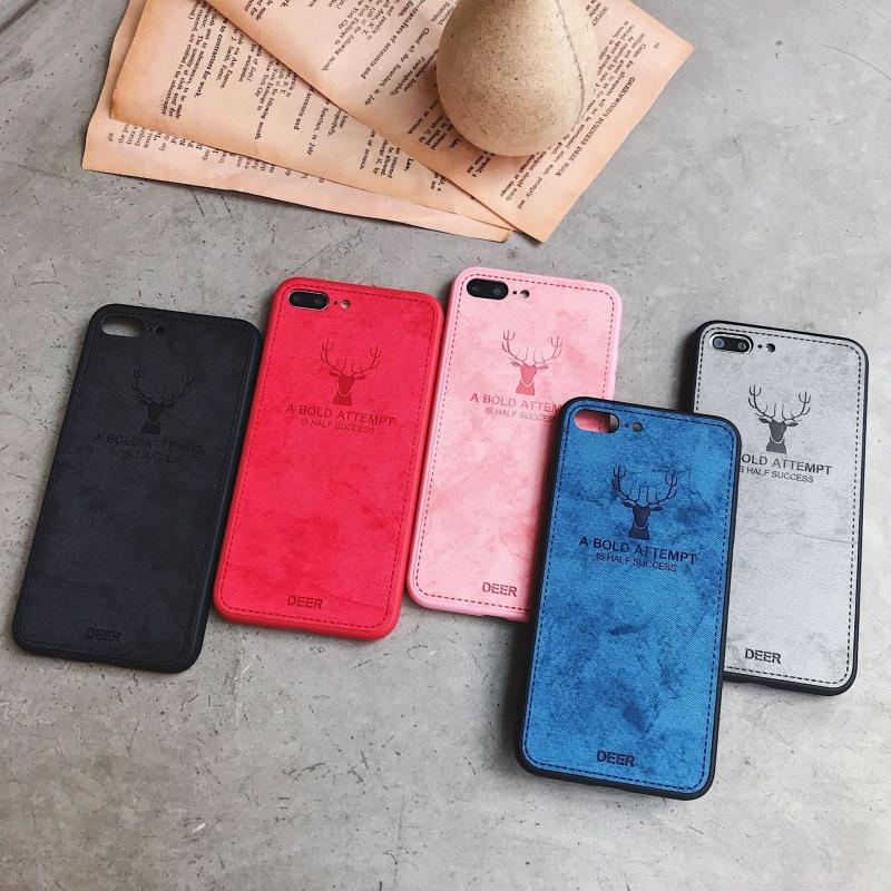 Giá Ốp Lưng Vải Mịn A BOLD ATTEMPT ( Từ iPhone 6 đến XS Max ) [ TI STORE ]