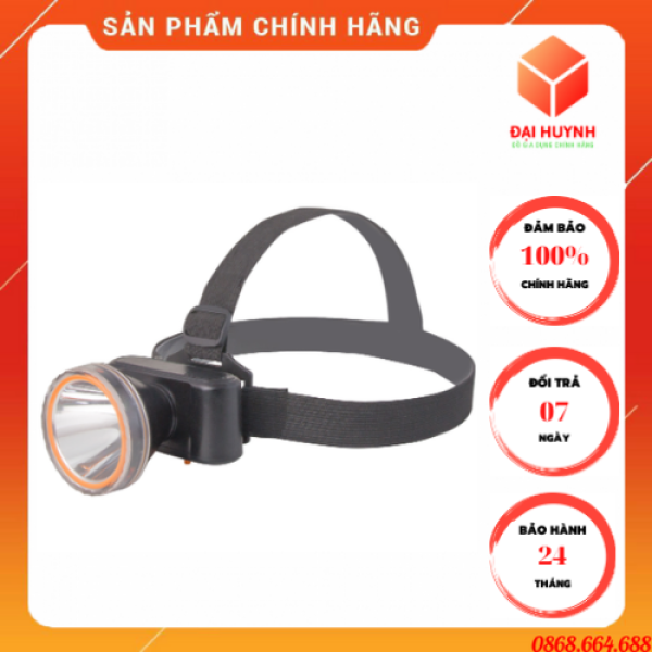Đèn Pin Đội Đầu LED 5w Cao Cấp Rạng Đông D PDD03L/5W