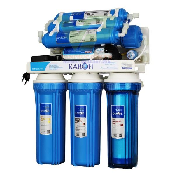 Bảng giá Máy lọc nước Cơ bản 8 cấp karofi Điện máy Pico