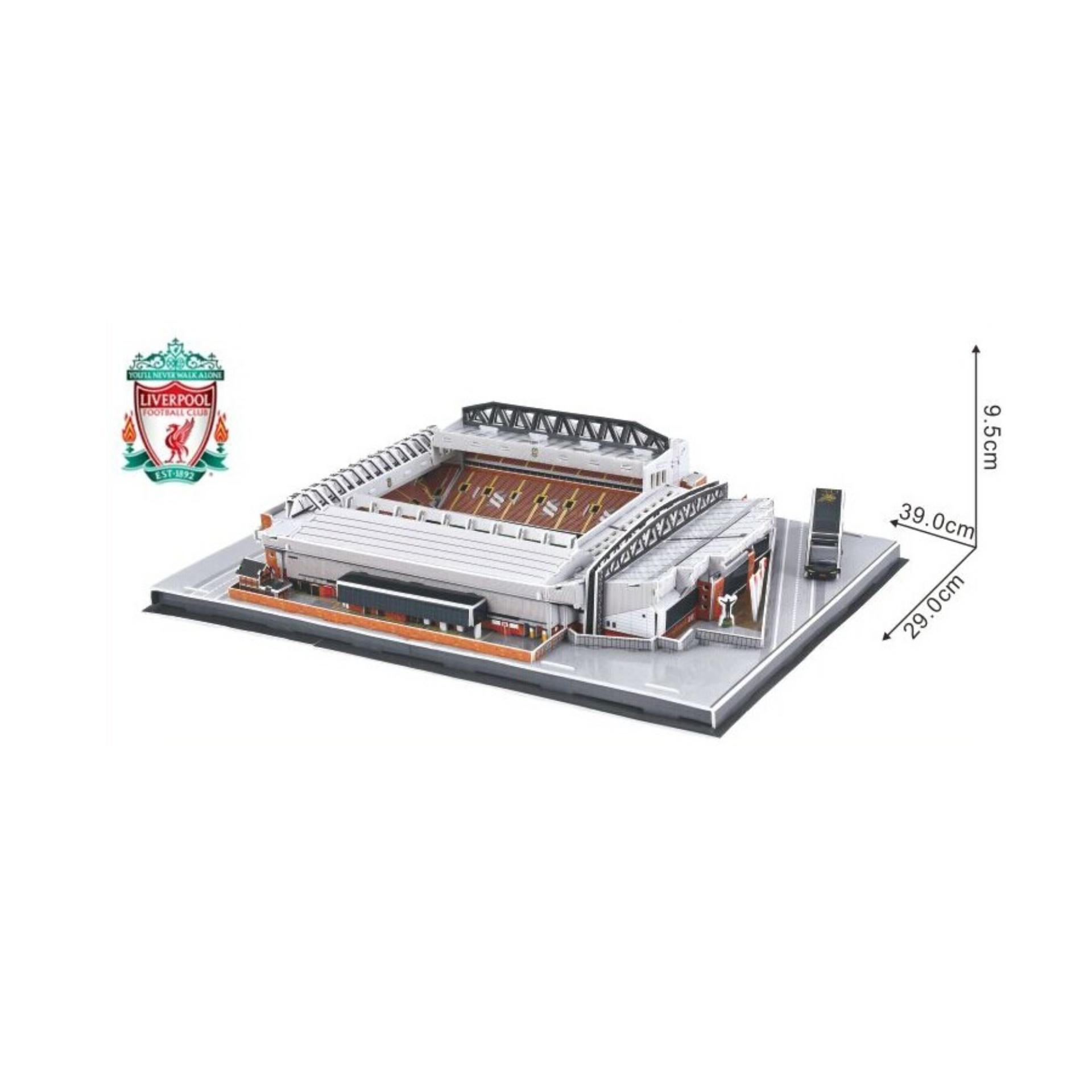 Mô Hình Sân Vận động Arsenal Liverpool MU Chelsea Real Barca Juve PSG Bất Ngờ Giảm Giá