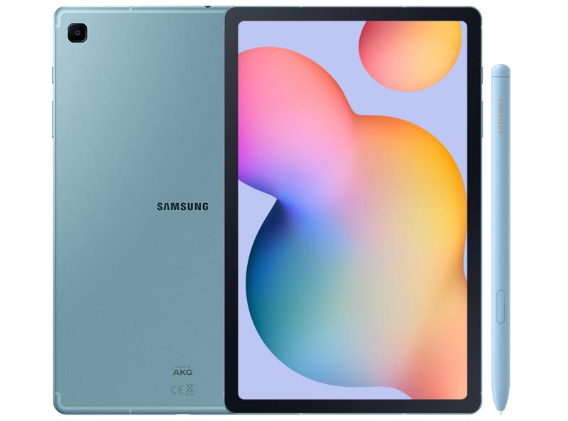 máy tính bảng Samsung galaxy tab S6 lite màu blue nguyên seal - Hàng chính hãng chính hãng