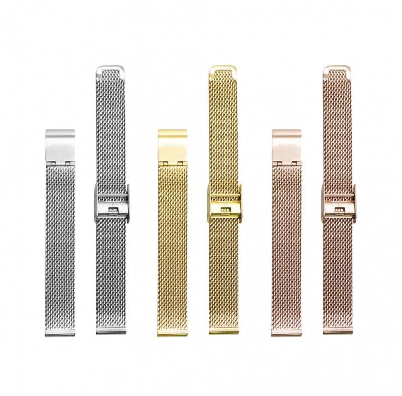 Dây kim loại đồng hồ Julius Hàn Quốc từ size 12 đến 22