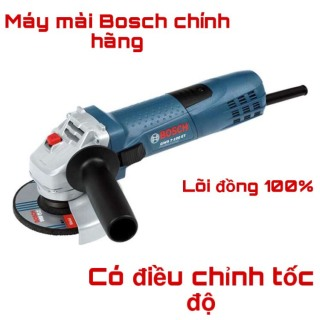 [MẪU MỚI 2021] Máy mài, máy cắt cầm tay BOSsH GWS lõi đồng 100% 670W, có điều chỉnh tốc độ, Máy cắt sắt bossh - Máy mài điện - Máy mài cầm tay BOSS - Máy mài góc - Máy cắt lõi đồng nguyên chất thumbnail