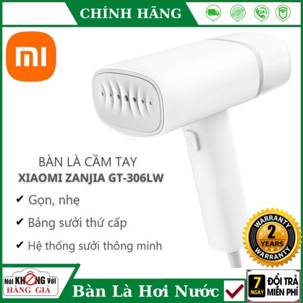 Bàn là hơi nước cầm tay Xiaomi Mijia Zajia GT-306LW - bàn ủi quần áo xiaomi cầm tay - bảo hành 2 năm