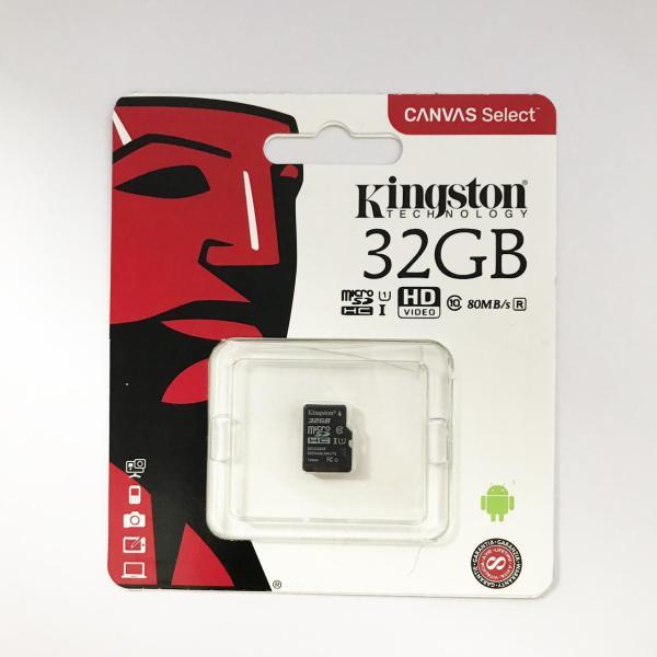 Thẻ nhớ Micro SD kingston 32GB Class 10