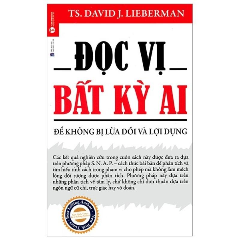 Sách Thái Hà - Đọc Vị Bất Kỳ Ai