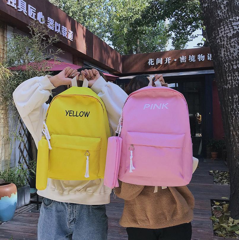 BALO THỜI TRANG HỌC SINH ĐI HỌC COLOR Nhật Bản